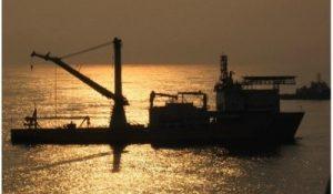 Subsea offshore Installation